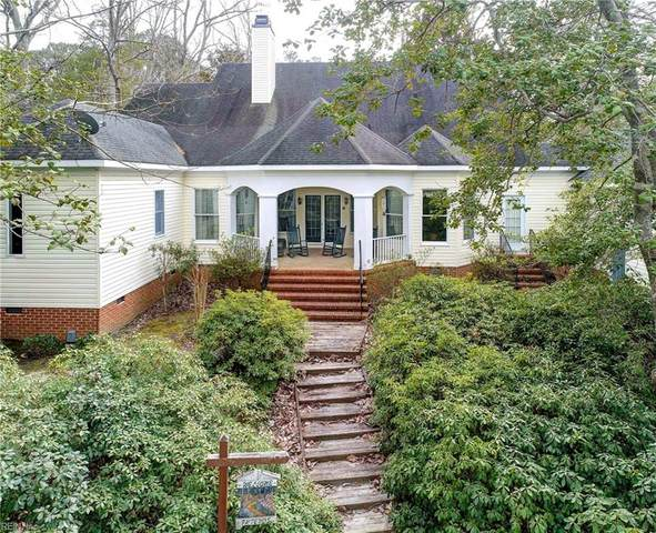 862 Bland Point Rd, Middlesex County, VA 23043 (#10305369) :: Austin James Realty LLC