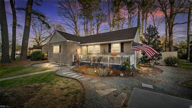 8254 Redwood Cir, Norfolk, VA 23518 (#10305690) :: Kristie Weaver, REALTOR