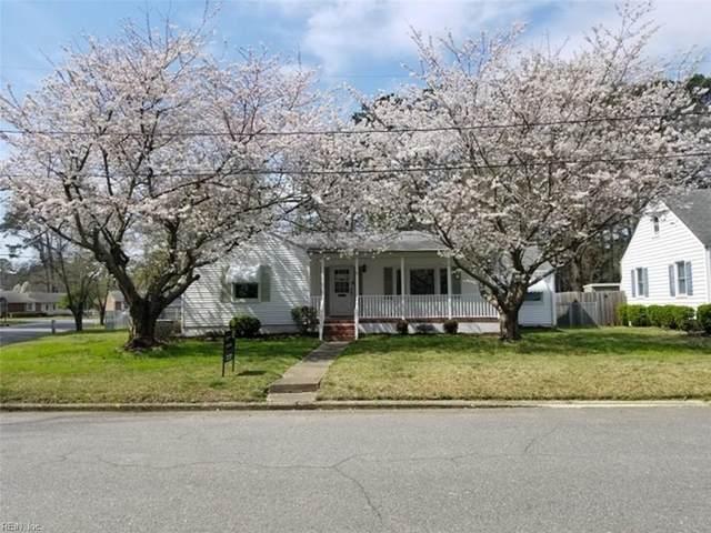 100 Patnor Dr, Portsmouth, VA 23701 (MLS #10305782) :: Chantel Ray Real Estate