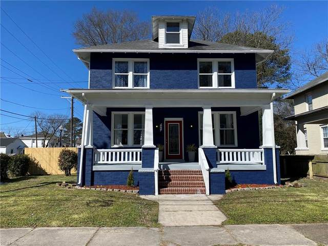 223 Cedar St, Suffolk, VA 23434 (MLS #10305918) :: Chantel Ray Real Estate