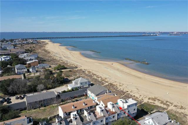 1262 W Ocean View Ave #12, Norfolk, VA 23503 (#10305958) :: Kristie Weaver, REALTOR