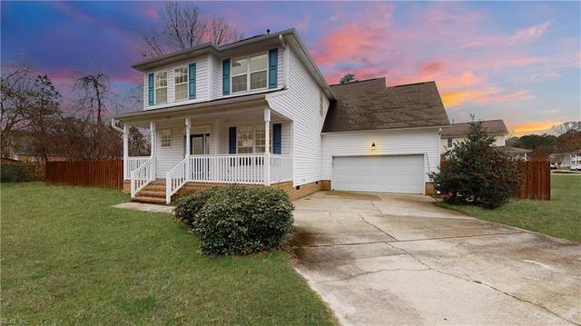 7124 Westminster Dr, Gloucester County, VA 23072 (#10306001) :: Austin James Realty LLC