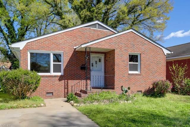 436 Highland Ave, Hampton, VA 23661 (#10306093) :: Abbitt Realty Co.