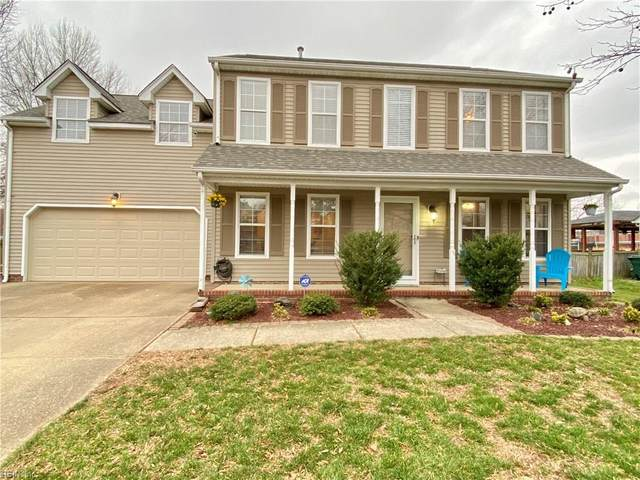 6201 Glenrose Dr, Suffolk, VA 23434 (MLS #10306157) :: Chantel Ray Real Estate