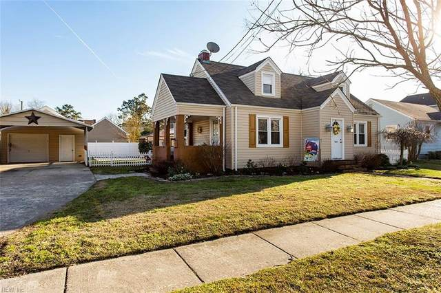 749 Mayfield Ave, Norfolk, VA 23518 (#10306241) :: Kristie Weaver, REALTOR