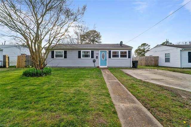 1605 Grimes Rd, Hampton, VA 23663 (#10306248) :: Abbitt Realty Co.