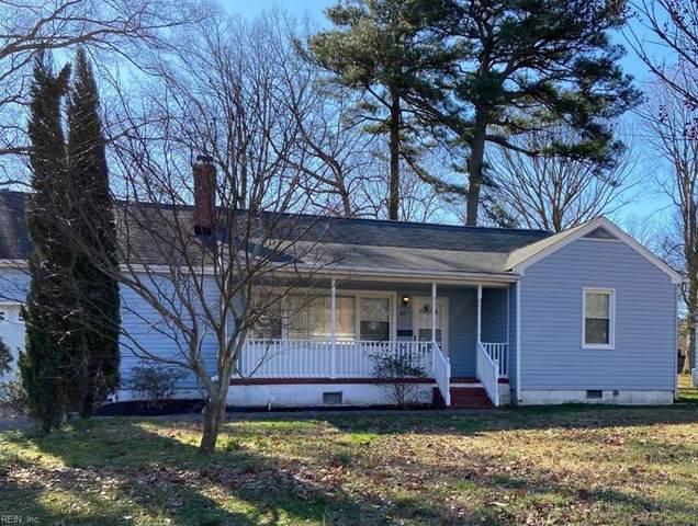 49 Greenwood Rd, Newport News, VA 23601 (#10306398) :: Momentum Real Estate