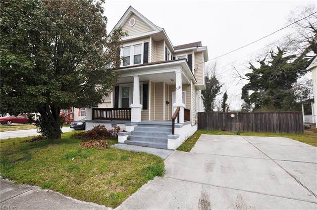 518 Madison St, Portsmouth, VA 23704 (#10306408) :: Atlantic Sotheby's International Realty