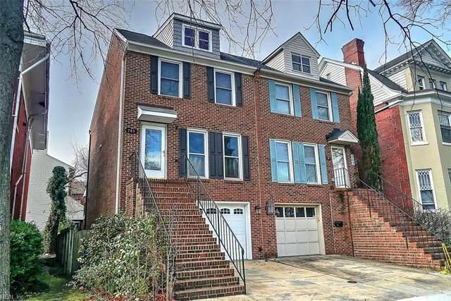 705 Stockley Gdns, Norfolk, VA 23507 (MLS #10306516) :: Chantel Ray Real Estate