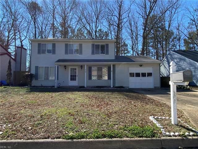 448 Michael Irvin Dr, Newport News, VA 23608 (#10306567) :: Rocket Real Estate