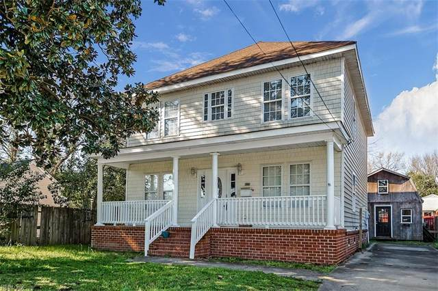 9215 1st View St, Norfolk, VA 23503 (MLS #10306603) :: Chantel Ray Real Estate
