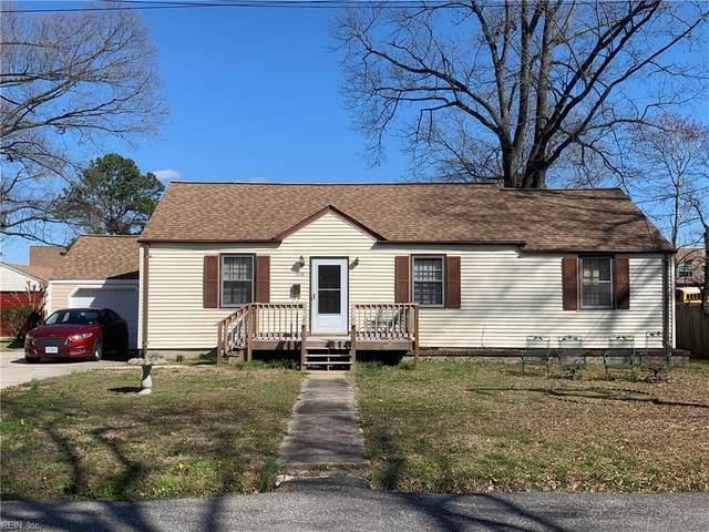 6118 Grayson Ave, Newport News, VA 23605 (#10306610) :: Rocket Real Estate