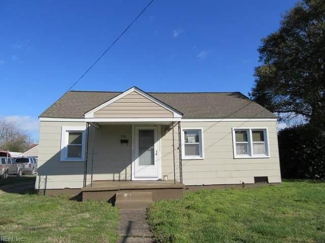 316 Killian Ave, Portsmouth, VA 23704 (#10306959) :: Atlantic Sotheby's International Realty