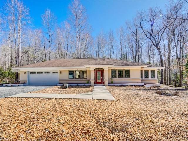 8939 Halls Creek Rd, Gloucester County, VA 23061 (MLS #10307092) :: Chantel Ray Real Estate