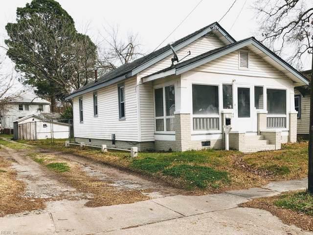 1215 Decatur St, Chesapeake, VA 23324 (MLS #10307369) :: Chantel Ray Real Estate