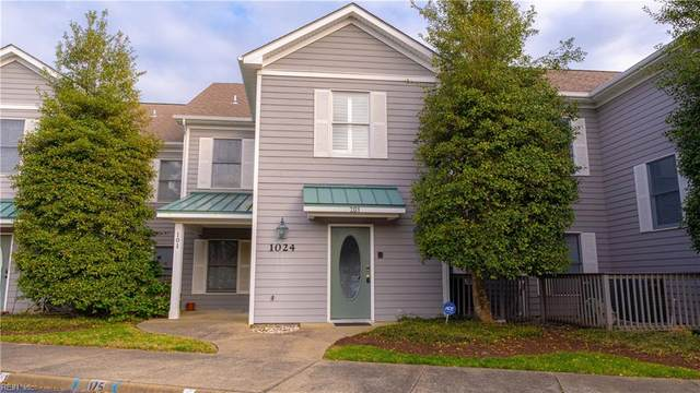 1024 High Dunes Quay #201, Hampton, VA 23664 (MLS #10307650) :: Chantel Ray Real Estate
