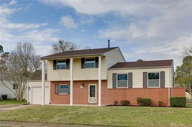 39 Banister Dr, Hampton, VA 23666 (MLS #10308033) :: Chantel Ray Real Estate