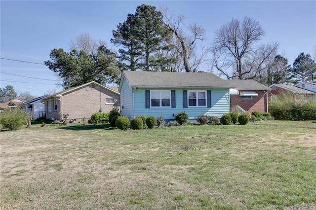 1000 Tazewell St, Portsmouth, VA 23701 (MLS #10308220) :: Chantel Ray Real Estate