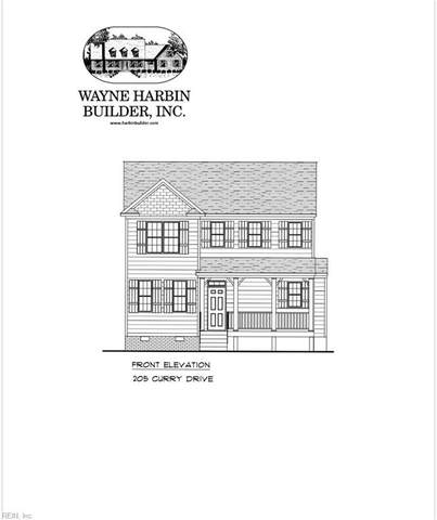 205 Curry Dr, James City County, VA 23188 (MLS #10308261) :: Chantel Ray Real Estate