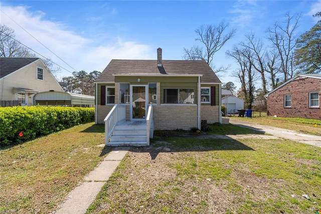 213 Pennington Blvd, Portsmouth, VA 23701 (MLS #10308311) :: Chantel Ray Real Estate
