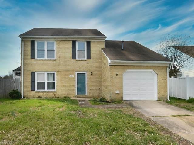4241 Spruce Knob Rd, Virginia Beach, VA 23456 (MLS #10308446) :: Chantel Ray Real Estate