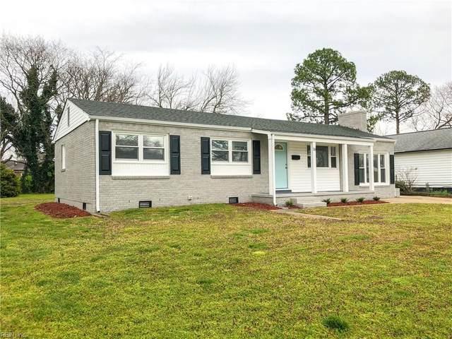 110 Bowen Dr, Hampton, VA 23666 (MLS #10308852) :: Chantel Ray Real Estate