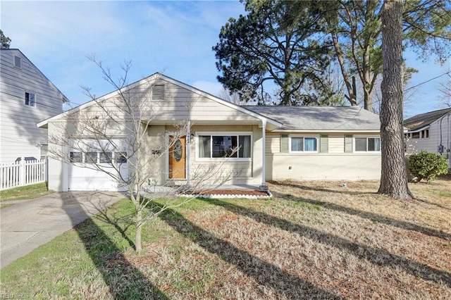 3404 Custer Ct, Hampton, VA 23666 (MLS #10308971) :: Chantel Ray Real Estate