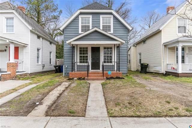 2422 Portsmouth Blvd, Portsmouth, VA 23704 (MLS #10309115) :: Chantel Ray Real Estate