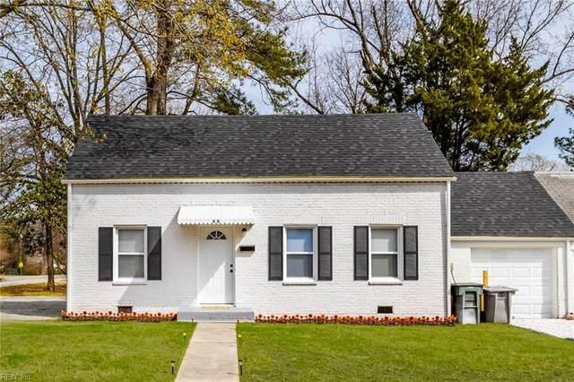 48 Langston Blvd, Hampton, VA 23666 (#10309161) :: Atkinson Realty