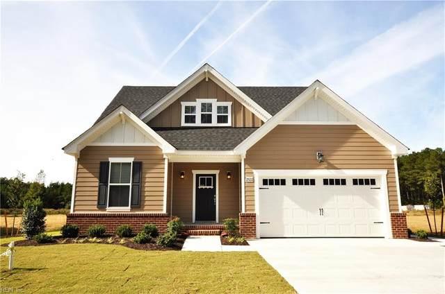 MM Cedar 2 @ Holland Meadows, Isle of Wight County, VA 23487 (MLS #10309196) :: Chantel Ray Real Estate