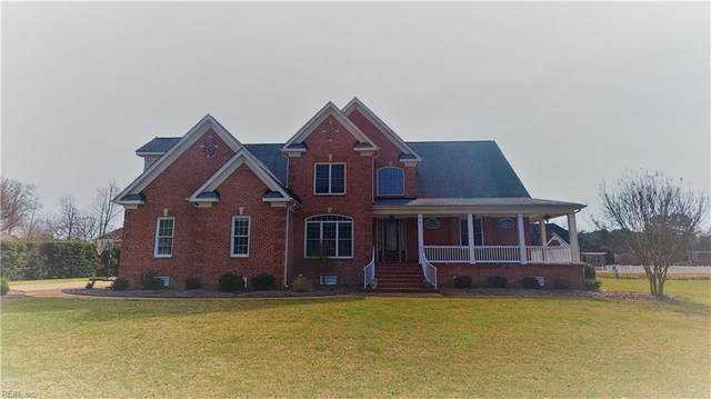 8 Crescent Pt, Poquoson, VA 23662 (#10309233) :: Abbitt Realty Co.