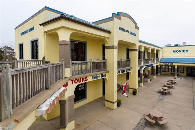 817 Ocean Trl, Currituck County, NC 27927 (MLS #10309372) :: Chantel Ray Real Estate