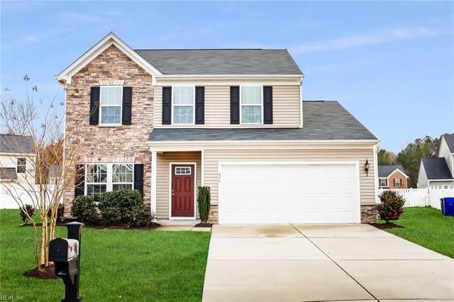 206 Flatback Cir, Newport News, VA 23601 (#10309419) :: The Bell Tower Real Estate Team