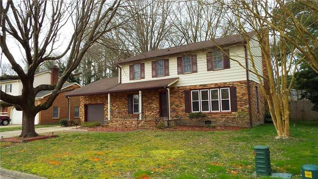 117 Captains Ln, Newport News, VA 23602 (MLS #10309659) :: Chantel Ray Real Estate