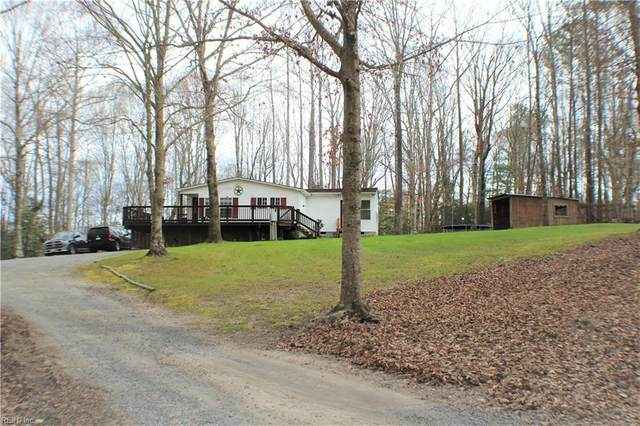 1180 Hollybush Rd, Surry County, VA 23846 (MLS #10309701) :: Chantel Ray Real Estate