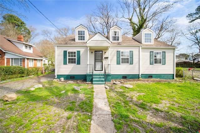 374 Catalpa Ave, Hampton, VA 23661 (#10309876) :: Abbitt Realty Co.