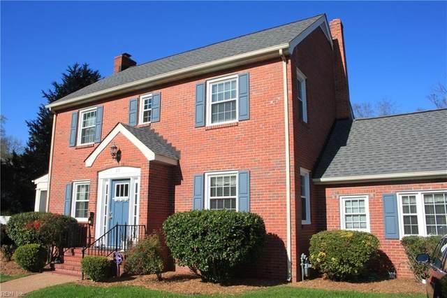 27 Douglas Dr, Newport News, VA 23601 (MLS #10309894) :: Chantel Ray Real Estate