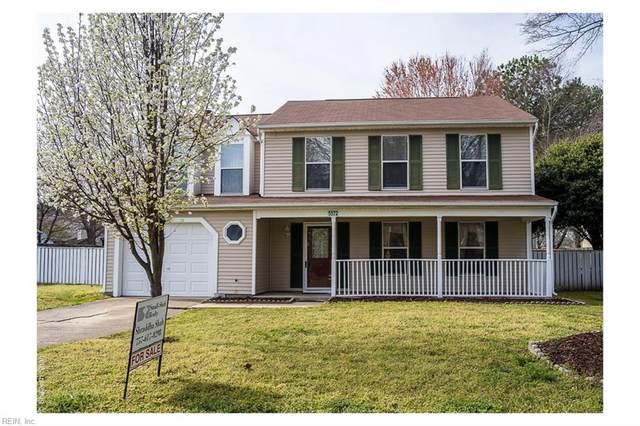 5572 Lawson Hall Rd, Virginia Beach, VA 23455 (MLS #10310114) :: Chantel Ray Real Estate