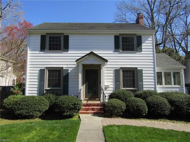16 Stratford Rd, Newport News, VA 23601 (MLS #10310243) :: Chantel Ray Real Estate