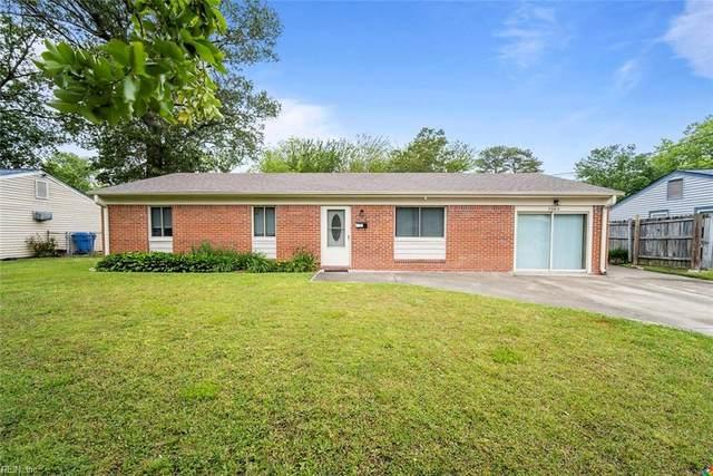 3089 Belle Haven Dr, Virginia Beach, VA 23452 (MLS #10310246) :: Chantel Ray Real Estate