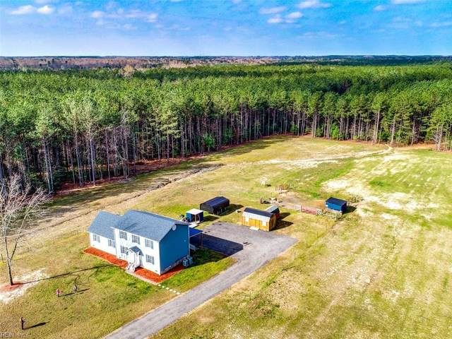 21304 Medicine Springs Rd, Southampton County, VA 23837 (#10310357) :: Upscale Avenues Realty Group