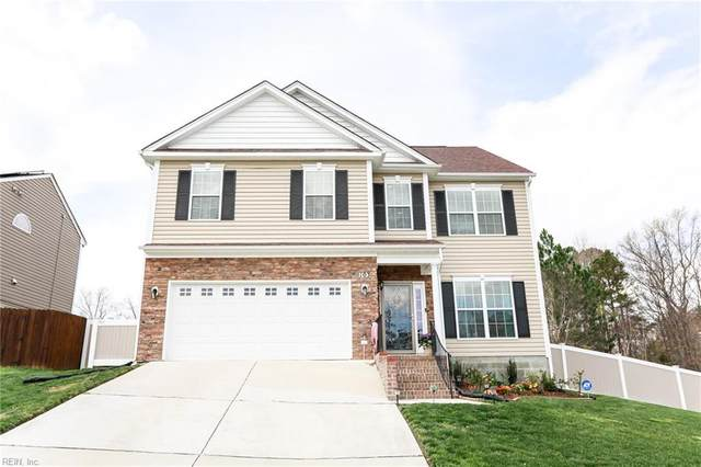 103 Paths Ridge Ct, York County, VA 23690 (MLS #10310558) :: Chantel Ray Real Estate