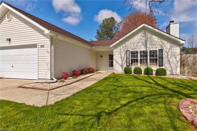 103 Bugle Ct, York County, VA 23693 (MLS #10310611) :: Chantel Ray Real Estate