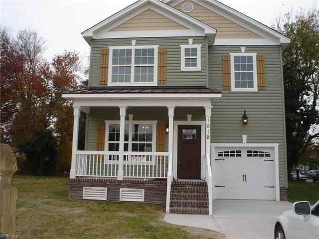 1315 Atlanta Ave, Portsmouth, VA 23704 (MLS #10310719) :: Chantel Ray Real Estate