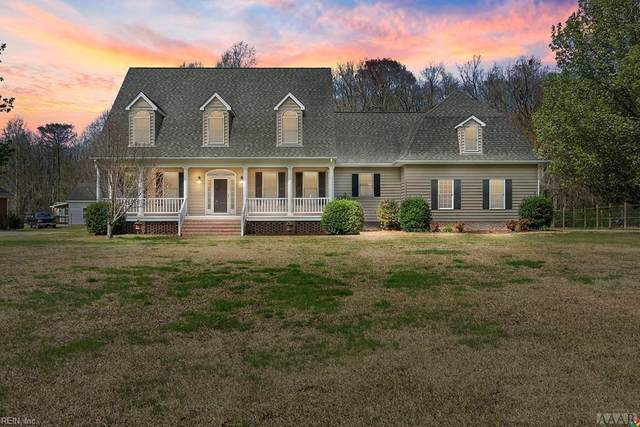 1352 Possum Quarter Rd, Pasquotank County, NC 27909 (#10311133) :: Upscale Avenues Realty Group