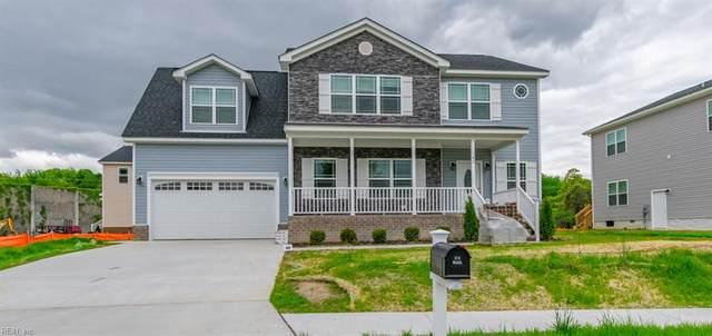 3 Michaels Woods Dr, Hampton, VA 23666 (#10311144) :: Berkshire Hathaway HomeServices Towne Realty