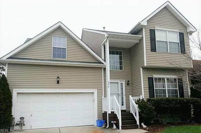 216 Gregg St, Chesapeake, VA 23320 (#10311194) :: Kristie Weaver, REALTOR