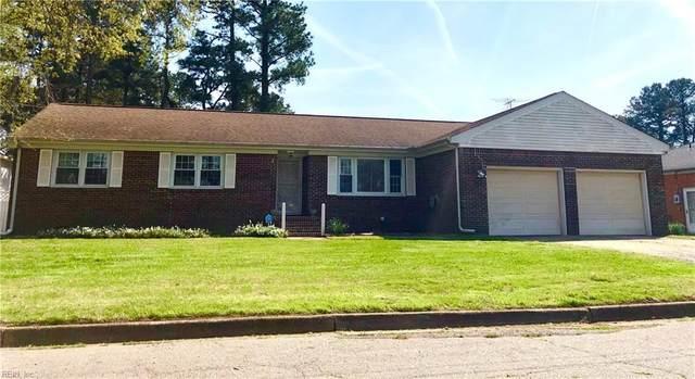433 Clemson Ave, Chesapeake, VA 23324 (MLS #10311744) :: Chantel Ray Real Estate