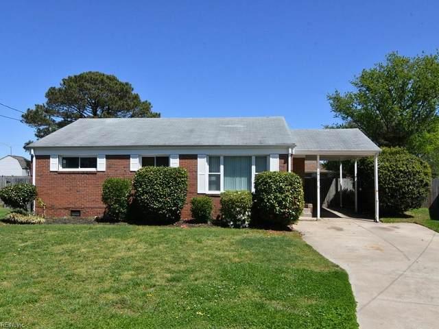 2412 Saban Ave, Norfolk, VA 23518 (MLS #10311746) :: Chantel Ray Real Estate