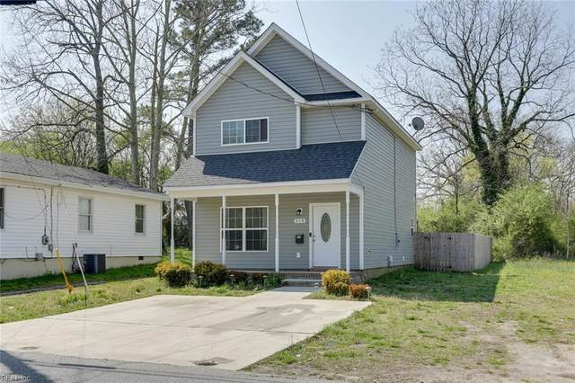 319 N 5th Street St, Suffolk, VA 23434 (#10311793) :: RE/MAX Central Realty